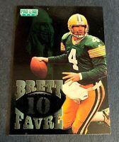 """1997 Pro Line BRETT FAVRE #BF5 """"Brett Favre - PACKERS"""