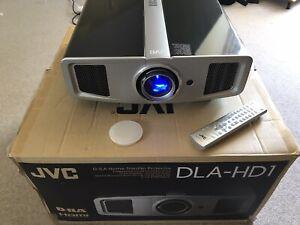 JVC DLA-HD1 Projector