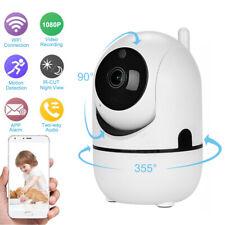 1080P HD Smart Home Wireless Security IP Camera WiFi PTZ Night Baby Monitor CCTV