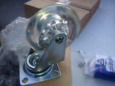 Flexa Casters Clear Wheels Set Of 4 All Swivel2 Lock Size 223865 Free Sh