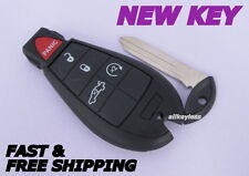 Original DODGE smart key FOBIK Keyless GO entry remote fob transmitter 56046694