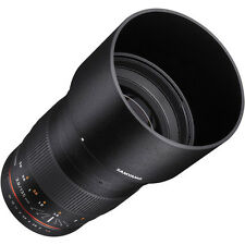 Samyang 135mm F2.0 ED UMC Telephoto Lens for Pentax - SY135M-P - New!
