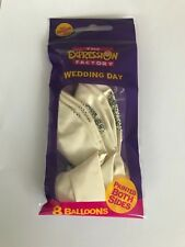 Wedding Day White Balloons Party Decoration Helium or Air
