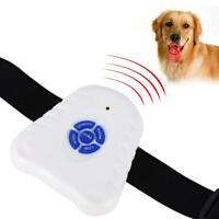 Auto Anti Bark Dog Training Collar Ultrasonic Stop Barking for Medium Small Pet