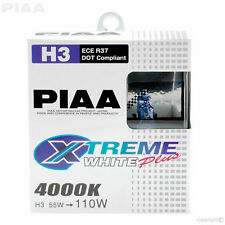 PIAA H3 XTREME WHITE PLUS HE305 BULBS NEW!! 453 (H3)