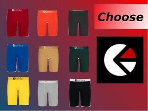 NEW Ethika Men's The Staple Long Boxer Briefs Underwear Compression Comfortable