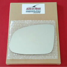 NEW Mirror Glass + ADHESIVE 98-03 PONTIAC GRAND PRIX Driver Side *FAST SHIPPING*