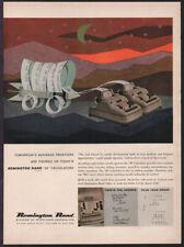 "Remington Rand JAN 1960 ""99"" PRINTING CALCULATOR Original Print Ad"