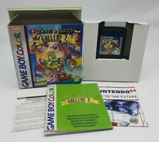 Game & Watch Gallery 2 (Nintendo Game Boy Color, 1998) très bon état