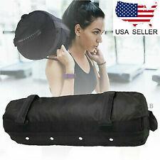 60lbs Weight Sandbag Home Gym Fitness Workout Sport Training Equipment