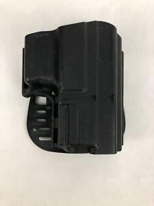 Uncle Mikes Reflex Pistol Gun Holster, Black Size 27 RH - FSTSHP Free *VGC*