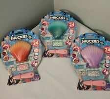 Lil' Shuckies Pearl Party. Lot of 3.