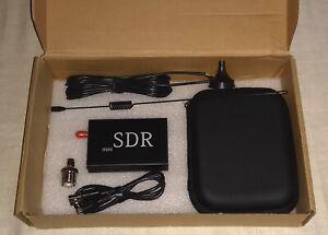 SDR Receiver - mini SDR  - 0,1 - 2000 MHz - USB