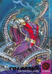 COLOSSUS / X-Men Fleer Ultra 1994 BASE Trading Card #54