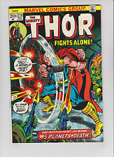 Marvel THOR 218 --- Rare KEY Comic book