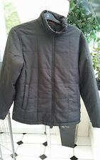 Men's Hawke & Co. Black Performance Jacket Size S. Lightweight Padded. Waterproo