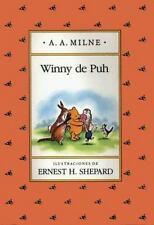 Winny de Puh (Winnie the Pooh in Spanish) (Spanish Edition)