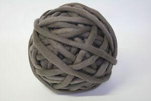 2kg Coloured Merino felted super chunky Nundle wool vine knitting Donkey
