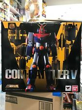 Bandai Tamashii Nations Dx-03 Combattler 5 Die cast - Action Figures 0065 021-38