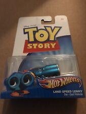 2011 Mattel Disney Pixar Hot Wheels Toy Story LAND SPEED LENNY Die-Cast Vehicle
