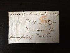 WILLIAM CARR BERESFORD - ARMY GENERAL SERVED WITH WELLINGTON - SIGNED ENVELOPE