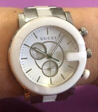 Gucci Ladies Interlocking G Chrono Watch 🌟🌟🌟