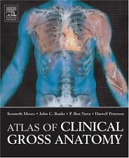 Atlas of Clinical Gross Anatomy  by Moses - BRAND NEW