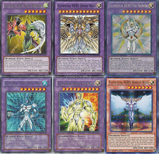 Jaden Complete Deck - Elemental Hero Honest Neos -  Stratos - 73 Cards - Yugioh