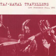 "Taj-Mahal Travellers: ""Live Stockholm July 1971"" (2 CD)"