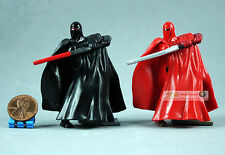 Hasbro Star Wars 1:32 Soldier Figure Sith Emperor's Imperial Guard Set S80-S82