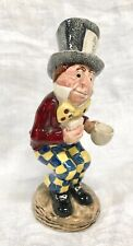 "Royal Doulton Beswick ""Mad Hatter"" Alice in Wonderland Series Figurine 1974"