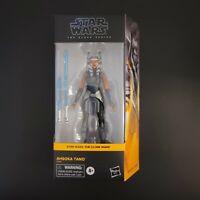"NEW✅SHIPS TODAY✅Star Wars Black Series AHSOKA TANO Clone Wars 6"" Figure WALMART"