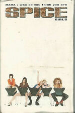 Spice Girls  Mama / Who Do You Think You Are CASSETTE SINGLE 4 TRACK Synth-pop