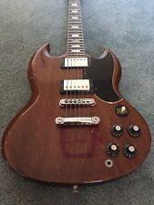 1970's Gibson SG Standard Electric Guitar