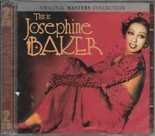DOUBLE CD 26T THIS IS JOSÉPHINE BAKER BEST OF 2009 NEUF SCELLE