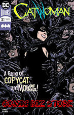CATWOMAN #2 (2018) 1ST PRINTING MAIN COVER DC UNIVERSE BAGGED & BOARDED