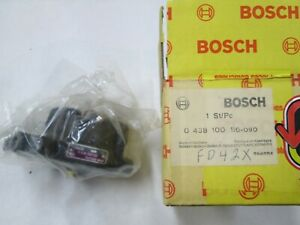 Bosch FD42X Fuel Distributor Fits Various VW & Audi 1982-88