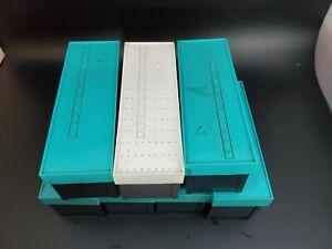 7 Bell & Howell Vintage Master Forty Slide Trays     2A
