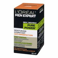 New L'Oreal Men Expert Pure Power Moisturizer Daily Control 50 ml (PG-26080306)