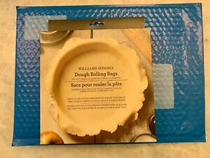 Williams-Sonoma Dough Rolling Bags New