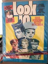 LOOK-IN COMIC # 7 13TH FEBRUARY 1982 GERRY ANDERSON SPECIAL.