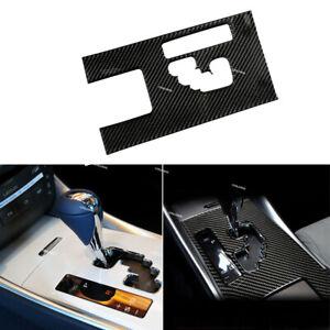 For 2006-2012 Lexus IS250 300 350 Carbon Fiber Gear Shift Box Panel Trim Cover