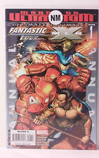 Ultimate Fantastic Four / Ultimate X-Men Annual #1 (Nov 2008, Marvel) Nm