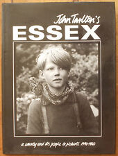 JOHN TARLTON'S ESSEX: A COUNTY & ITS PEOPLE IN PICTURES 1940-1960 vintage photos