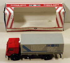 DTE 1:43 USSR RUSSIA KAMAZ-5325 C TEHTOM DELIVERY TRUCK BOXED
