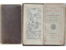 PETIT MISSEL - NOUVEAU MISSEL ROMAIN - 19e siècle - MARC BARBOU