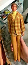 Talking Ken Doll 1968 with clothes (talking does not work)