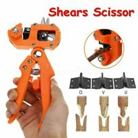 Garden Farming Pruning Shears Scissor Vaccination Fruit Tree Grafting Tool Set