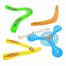 Outdoor Boomerang Lightweight Fun Fly Returning Sporting Throwback Flying Toy