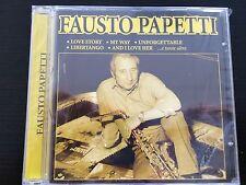 FAUSTO PAPETTI - LOVE STORY - cd nuovo sigillato